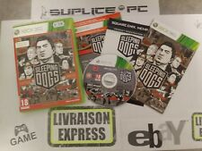 SLEEPING DOGS EDITION LIMITEE (AVEC NOTICE) - XBOX 360 - JEU FR