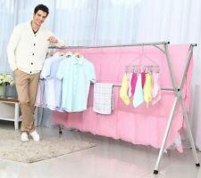 Quality Portable Folding Clothesline Laundry Drying Rack INTERNATIONAL SHIPPING