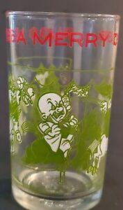 '74 Warner Bros Juice Glass Tumbler Jelly Jar Cartoon Bugs Elmer Daffy Sylvester