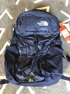 The North Face Borealis Backpack Rucksack BLUE/GREY 28L BNWT RRP £90