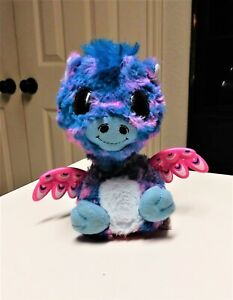 """Spin Master Hatchimals Interactive 5"""" Pet Toy Hatched Pink & Blue Striped"""