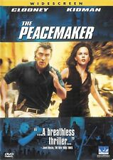 The Peacemaker ~ George Clooney Nicole Kidman ~ DVD WS ~ FREE Shipping USA