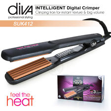 Diva Feel The Heat Intelligent Digital Professional Crimper D412