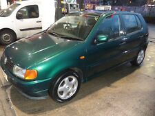 1997 VW POLO 1.6 GL.......ONLY 79000 MILES ....13 STAMPS.....MAINLY MAIN DEALER