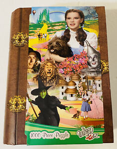 The Wizard of Oz Masterpieces 1000 Piece Puzzle With Original Packaging Complete