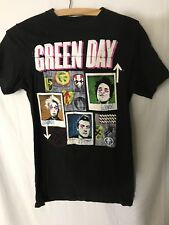 Green Day 99 Revolutions Tour T-Shirt Small Black Dookie Nimrod American Idiot