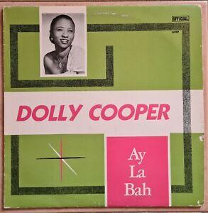DOLLY COOPER Ay La Bah LP Compilation 1988 Official 6019