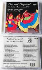 Festival TROPICAL/40 Latin American Hits... Club Edition do-CD Top