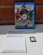 FIFA 13 PS Vita Playstation Game