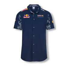 Red Bull Racing F1 Mens Teamline Shirt - size S