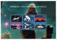 2000 Vastness of Space 60c Sc 3409 MNH sheet of 6
