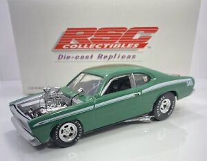 """RSC COLLECTIBLES  1/24 Scale PRO STOCK CUSTOM DUSTER""""VERY DETAILED & RARE"""""""