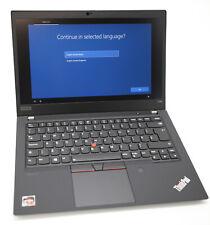 Lenovo ThinkPad P14s Laptop: Ryzen 7 4750U 8GB RAM 256GB VAT (similar to T14)