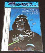 Star Wars Grow Chart Sealed in Original Package Vintage 1978 Random House