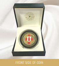 ''RED HAND OF ULSTER'' Souvenir of Northern Ireland Collectors Coin Free UK P&P