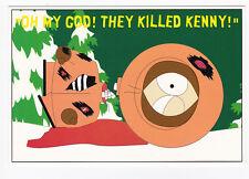 SOUTH PARK  carte postale n° SP3005    éditée en 1999  POSTCARD  KENNY