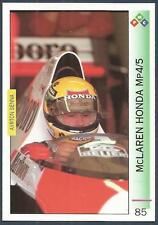 "PMC-AYRTON SENNA ""MAGIC SENNA"" F1- #085-McLAREN HONDA Mp4/5-MONTREAL-CANADA"
