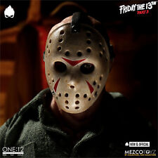 MEZCO Jason Voorhess Friday The 13th Part 3 One:12 [IN STOCK] •NEW & OFFICIAL•