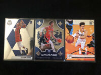 2019-20 Panini JAXSON HAYES (x3) Rookie Card LOT RC New Orleans Pelicans M/NM