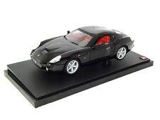 Ferrari 575 GTC Zagato zwart schaal 1:18 Hotwheels NIEUW !