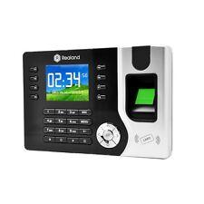 """Realand A-C071 2.4"""" LCD biométrico de huellas dactilares Máquina De Asistencia Lector de tarjeta de identificación"""