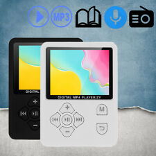 Portable HiFi MP3/MP4 Music Player FM Lossless Sound Voice Recorder up to 32GB