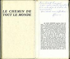 Robert Morel - Henri Danon - Le Chemin de tout le monde - EO 1972 - ENVOI