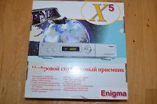 Digitaler Satelliten Receiver Enigma X5