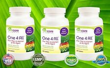 Encore One 4 All Multi Vitamin, Chelated Formula - 3 BOTTLES DEAL! Exp. 1/19