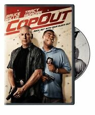 Cop Out (DVD, 2010) Bruce Willis, Tracy Morgan