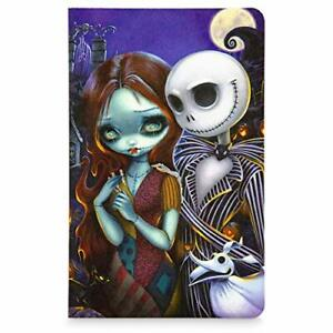 Disney The Nightmare Before Christmas Jack and Sally Notebook
