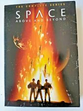 Space: Above and Beyond - The Complete Series (DVD, 2009). In Box 9
