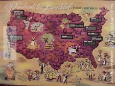 RARE Esquire 1941 Article Art MARK ASHLEY Wine Winemaking in America ERDOES WWII