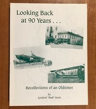 LOOKING BACK AT 90 YEARS... Reflections of an Oldtimer (SIGNED)