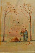 Paul Degen - Original Painting