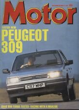 MOTOR MAGAZINE - December 21 1985