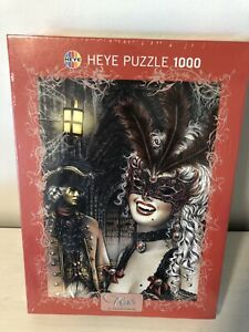 Heye Jigsaw Puzzle- Vampires by Victoria Frances 1000pc Puzzle (New)