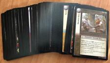 LOTR TCG Lord of the Rings BLACK RIDER Common Set - 55/60 Cards INCOMPLETE