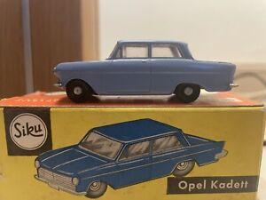 Siku V204 Opel Kadett OVP