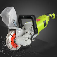 220V 4000W 7500r/min Electric Wall Chaser Groove Cutting Machine Wall slotting