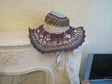 MISSONI crochet-knitted CAPPELLO