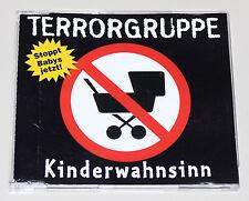 Groupe terroriste-enfants folie-MAXI CD