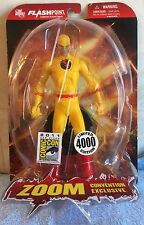 SDCC 2011 Comic Con Exclusive Flashpoint Professor Zoom Reverse Flash Figure