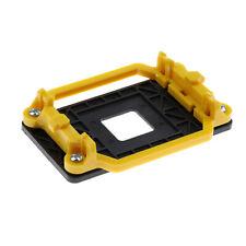 CPU Socket Mount Cool Fan Heatsink Bracket Dock For AMD AM2 AM2+ AM3 Yellow