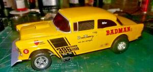 BADMAN 1955 CHEVY GASSER 1/24 (CUSTOM)
