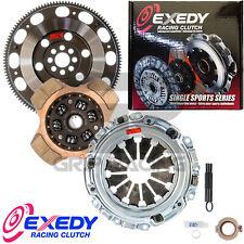 EXEDY Racing Clutch Kit 08951P4FW Stage 2 Cerametallic Fits ACURA HONDA RSX TSX