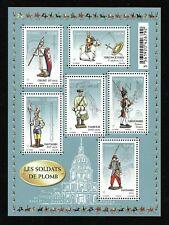 Bloc Feuillet 2012 N°F4665 Timbres France Neufs - Les Soldats de Plomb