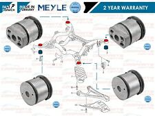 FOR AUDI Q7 REAR AXLE SUBFRAME BUSHES (4x BUSH KIT TO REPAIR SUB FRAME) MEYLE
