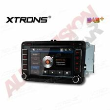VW Golf MK5 MK6 Passat Touran Tiguan Car GPS Stereo DAB+ Radio SATNAV DVD Player