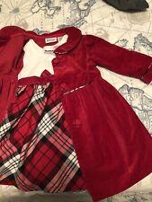 24 Months Girls Christmas Outfit  Blueberi Boulevard
